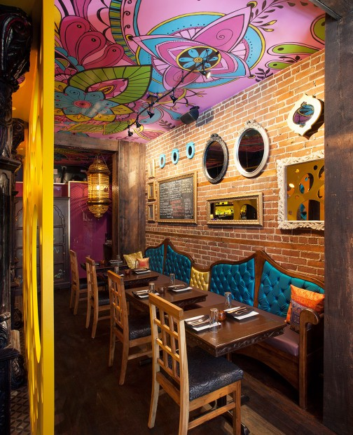 Restaurant Raso 239 Jean De Lessard