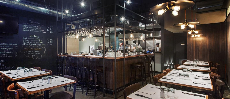 Chez Carl Pizza Jean De Lessard