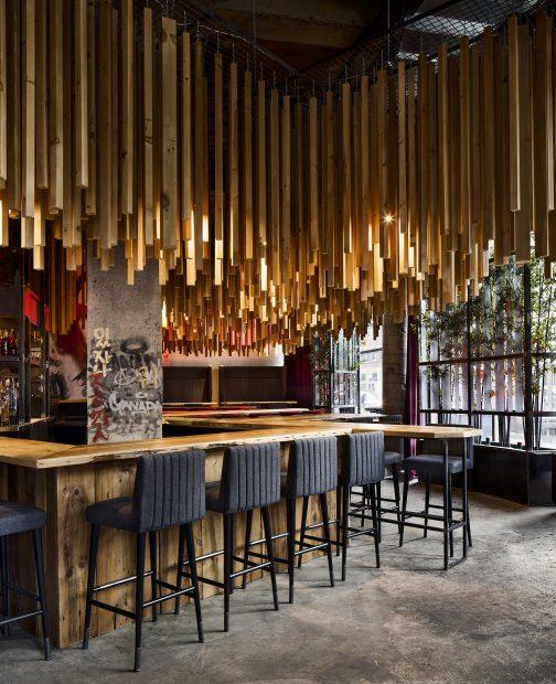 Ganadara Restaurant Montreal