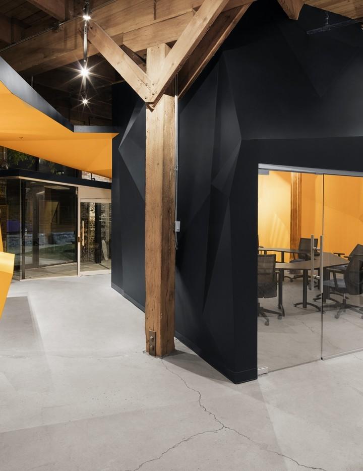 Design & aménagement intérieur pour les espaces de bureaux